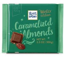 Ritter Sport Winter Edition - Caramelized Almonds
